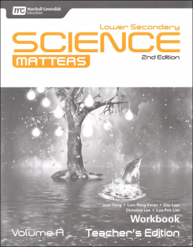 Lower Secondary Science Workbook Teacher Edition Vol. A