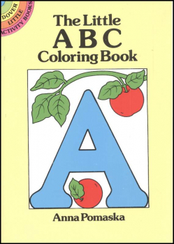 Little ABC Coloring Book