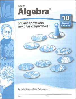 Key to Algebra Book 10: Square Roots and Quadratic Equations