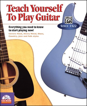 Teach Yourself to Play Guitar CD-ROM
