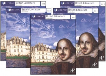 British Literature Lifepacs Only