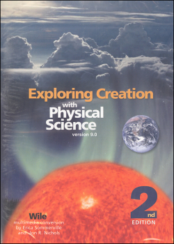 Exploring Creation with Physical Science Course on CD-ROM
