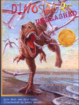 Dinosaurs Unleashed: True Story About Dinosaurs and Humans