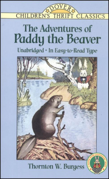 Adventures of Paddy the Beaver (Burgess)