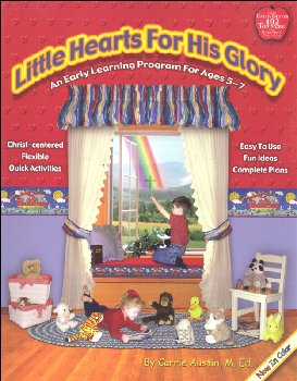 Little Hearts for His Glory Teacher's Guide