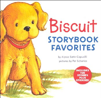 Biscuit Storybook Favorites