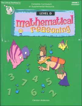 Mathematical Reasoning Level D (Gr. 3)