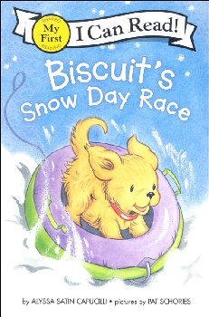 Biscuit's Snow Day Race (My First I Can Read!)