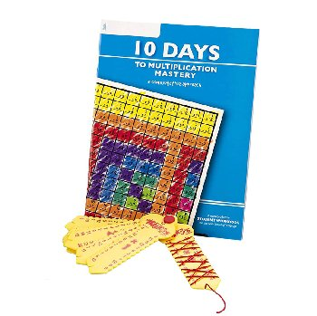 10 Days to Multiplication Mastery Kit