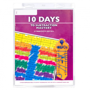 10 Days to Subtraction Mastery Kit