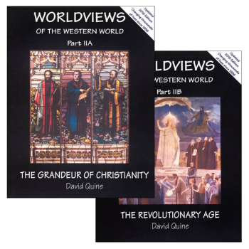 World Views of the Western World Part IIA & IIB: Grandeur of Christianity & Revolutionary Age