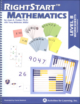 RightStart Mathematics Level B Worksheets 2nd Edition