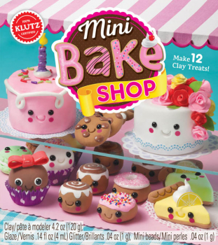 Mini Bake Shop Kit
