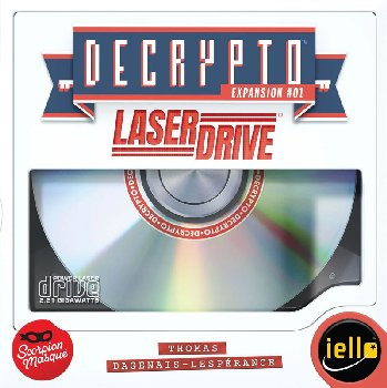 Decrypto: Laser Drive Expansion