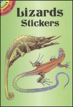 Lizards Stickers