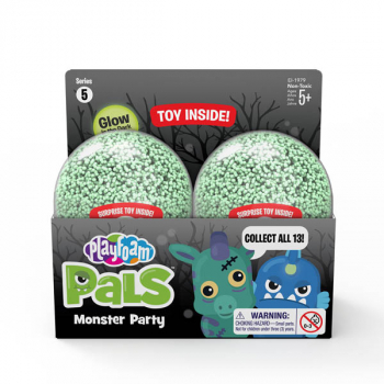 Playfoam Pals Monster Party - 2 Pack
