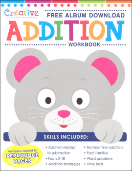 Creative Teaching Materials Addition Workbook