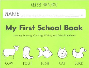 My First School Book (2012 Edition)