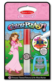 Color Blast! Princess