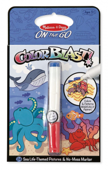 Color Blast! Sea Life