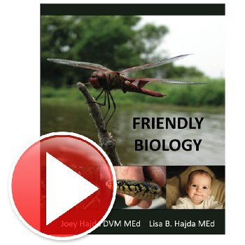 Friendly Biology Video Course - Family License