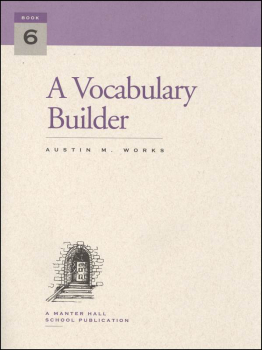 Vocabulary Builder Book 6