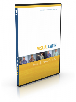 Visual Latin 2 - Lessons 31 to 60 DVD