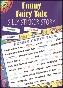 Funny Fairy Tale Sticker Story