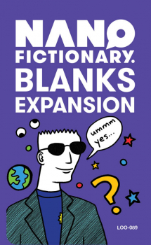 Nanofictionary Blanks Expansion