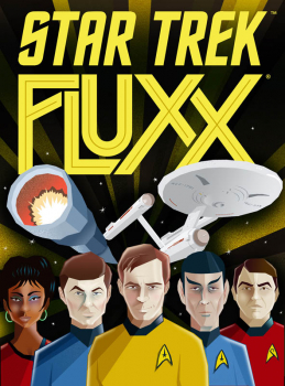 Star Trek Fluxx Game