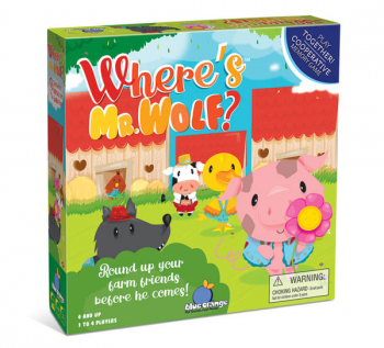 Where's Mr. Wolf? Game
