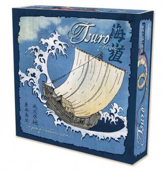 Tsuro of the Seas Game