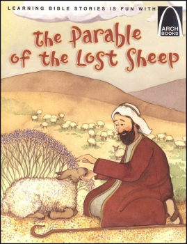 Parable Of The Lost Sheep (Arch Book)