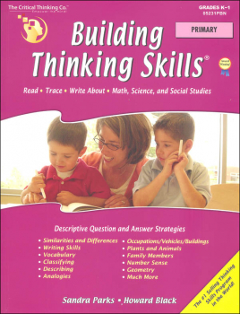 Building Thinking Skills Primary Student