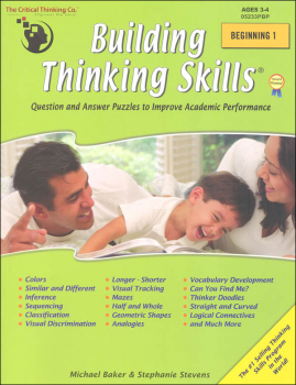 Building Thinking Skills Beginning 1