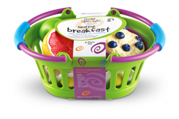 New Sprouts Healthy Breakfast Play Food (10 Pieces)