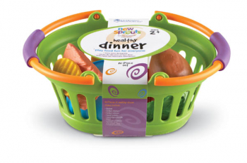New Sprouts Healthy Dinner Play Food (13 Pieces)