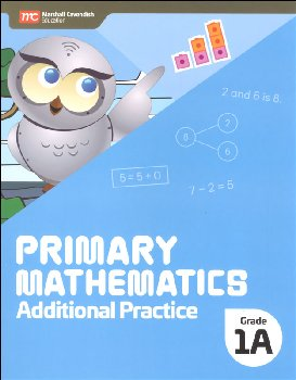 Primary Mathematics Additional Practice 1A