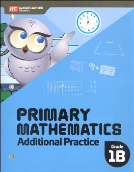 Primary Mathematics Additional Practice 1B