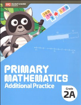 Primary Mathematics Additional Practice 2A