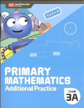 Primary Mathematics Additional Practice 3A