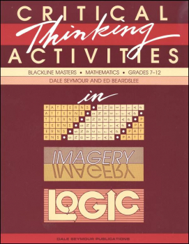 Critical Thinking Activities grades 7-12