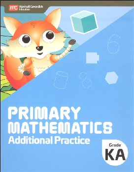 Primary Mathematics Additional Practice Kindergarten A