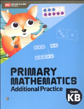 Primary Mathematics Additional Practice Kindergarten B