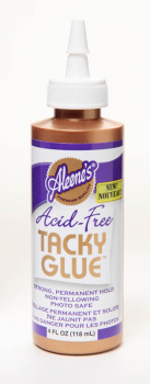Aleene's Acid Free Tacky Glue (4 oz)