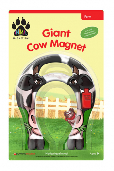 Giant Cow Magnet (Animal Magnetism)