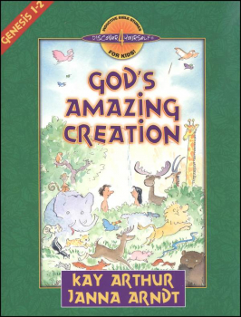God's Amazing Creation (Genesis 1-2)