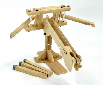Roman Ballista (Ancient Siege Engines)