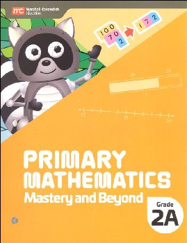 Primary Mathematics Mastery and Beyond 2A