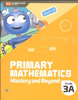 Primary Mathematics Mastery and Beyond 3A (2022 Edition)